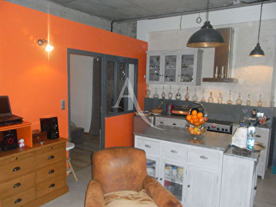 Appartement + garage  70m² Marans